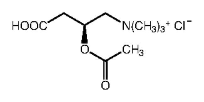 Alfa Aesar™O-Acetyl-L-carnitine Hydrochloride 25g Alfa Aesar™O-Acetyl-L-carnitine Hydrochloride