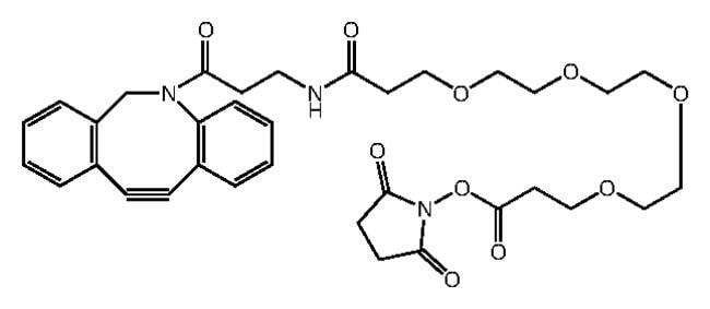 Alfa Aesar™Azadibenzocyclooctyne-PEG4-NHS ester