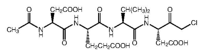Alfa Aesar™Caspase-3 Inhibitor III Quantity: 5mg Alfa Aesar™Caspase-3 Inhibitor III