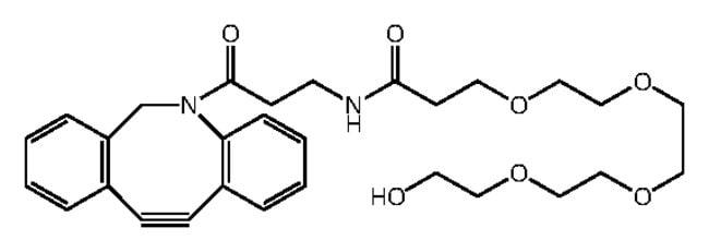 Alfa Aesar™Azadibenzocyclooctyne-PEG4-alcohol 100mg Products