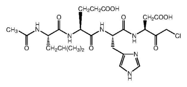 Alfa Aesar™Caspase-9 Inhibitor III Quantity: 5mg Alfa Aesar™Caspase-9 Inhibitor III