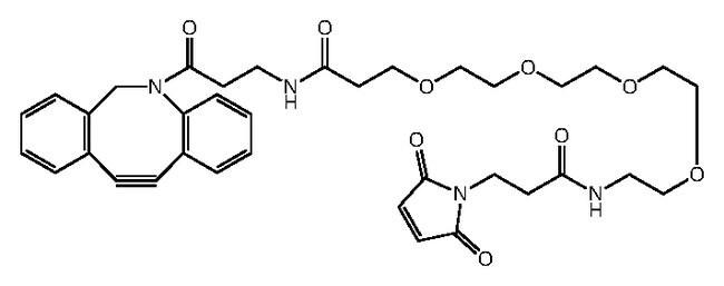 Alfa Aesar™Azadibenzyclooctyn-PEG4-Maleimid 10mg Produkte