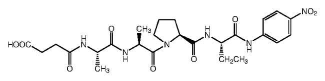 Alfa Aesar™Elastase Substrate IV, Colorimetric 0.5mg Alfa Aesar™Elastase Substrate IV, Colorimetric