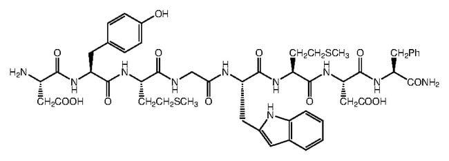 Alfa Aesar™Cholecystokinin (26-33), Non-sulfated 1mg Alfa Aesar™Cholecystokinin (26-33), Non-sulfated