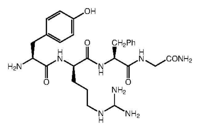[D-Arg<sup>2</sup>] Dermorphin (1-4), Amide, Alfa Aesar&trade; 5mg [D-Arg<sup>2</sup>] Dermorphin (1-4), Amide, Alfa Aesar&trade;
