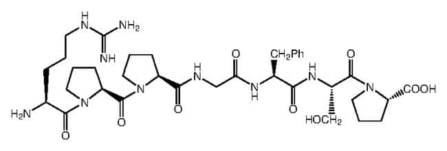 Alfa Aesar™Bradykinin (1-7): Peptides Proteins