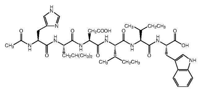 Alfa Aesar™N-Acetyl-Endothelin-1 (16-21), Human 1mg Alfa Aesar™N-Acetyl-Endothelin-1 (16-21), Human