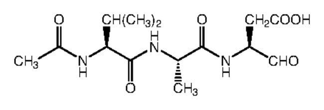 Alfa Aesar™N-Acetyl-Val-Ala-Asp-al 1mg Alfa Aesar™N-Acetyl-Val-Ala-Asp-al