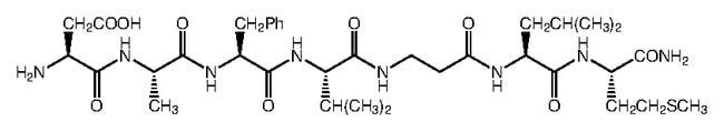 [Ala<sup>5</sup>, beta-Ala<sup>8</sup>] Neurokinin A (4-10), Alfa Aesar&trade; 0.5mg [Ala<sup>5</sup>, beta-Ala<sup>8</sup>] Neurokinin A (4-10), Alfa Aesar&trade;