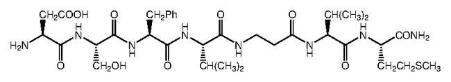 [beta-Ala<sup>8</sup>] Neurokinin A (4-10), Alfa Aesar&trade; 1mg [beta-Ala<sup>8</sup>] Neurokinin A (4-10), Alfa Aesar&trade;