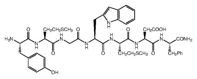Alfa Aesar™Cholecystokinin, CCK (27-33) 0.5mg Alfa Aesar™Cholecystokinin, CCK (27-33)