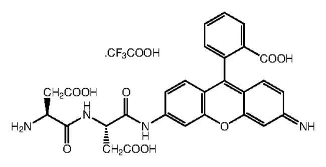 Alfa Aesar™L-Asp-Asp-Rhodamin-Trifluoracetat-Salz 0.5mg Alfa Aesar™L-Asp-Asp-Rhodamin-Trifluoracetat-Salz