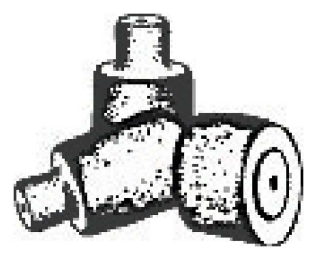 DWK Life SciencesKimble™ Kontes™ Plug-Type Rubber Sleeve Stoppers