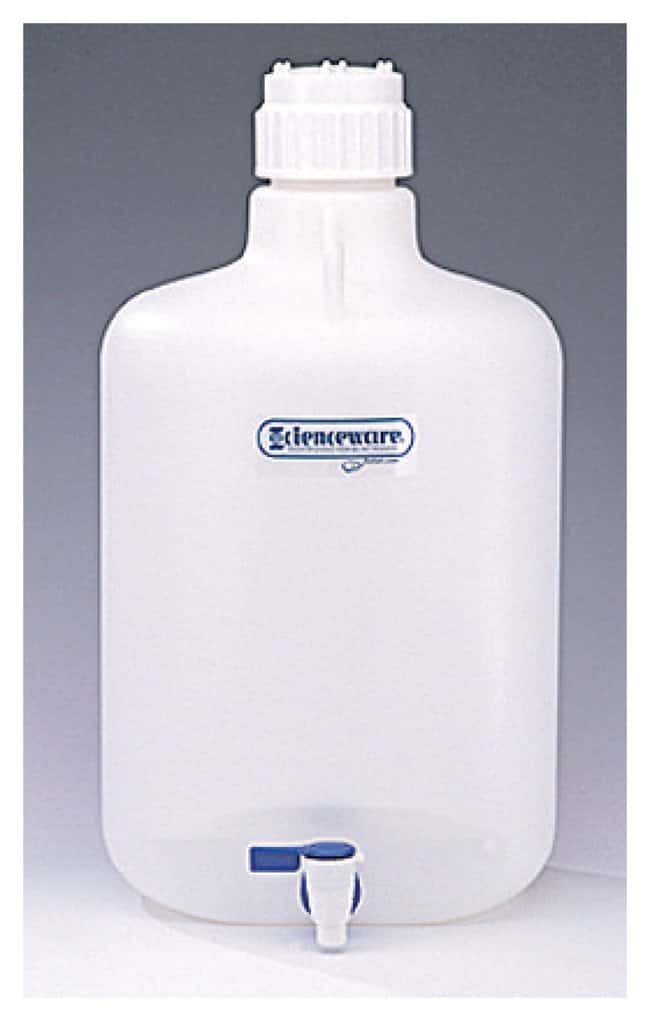 Bel-Art™ SP Scienceware™ Autoclavable Polypropylene Carboys