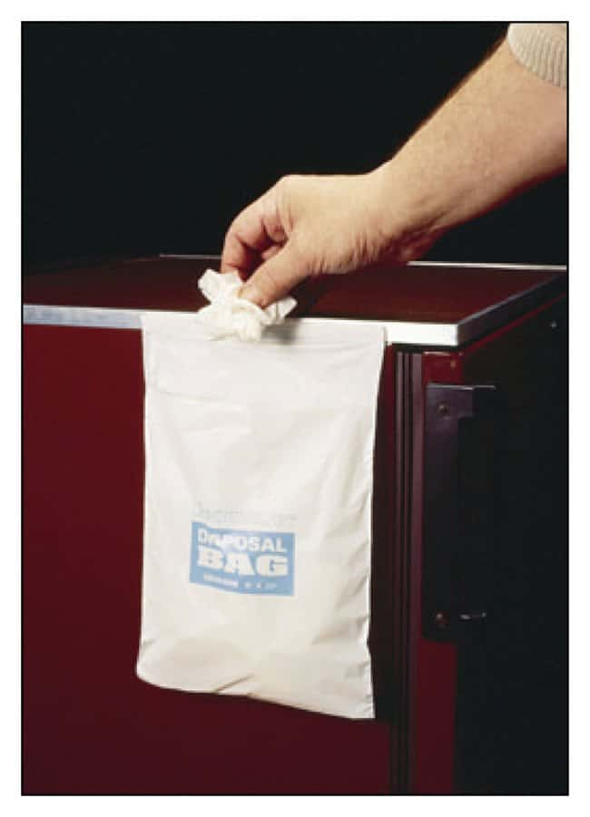 Bel-Art™ SP Scienceware™ Cleanware™ Self-Adhesive Waste Bags