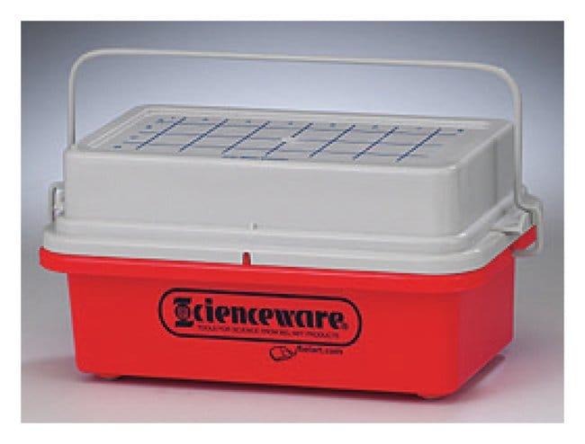 Bel-Art™Refrigeradores para vial criogénicos y tubo para microcentrígufa SP Scienceware™ Cryo-Safe™ 0degC Maxi Cooler, 12 well, 0.5 to 1.5mL tubes Bel-Art™Refrigeradores para vial criogénicos y tubo para microcentrígufa SP Scienceware™ Cryo-Safe™