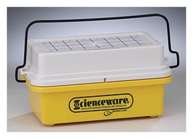 Bel-Art™Refrigeradores para vial criogénicos y tubo para microcentrígufa SP Scienceware™ Cryo-Safe™: Refrigeradores, congeladores y equipos criogénicos Ver productos