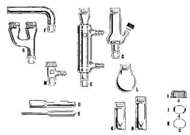 DWK Life SciencesKimble Kontes Drying Tube for Microflex Kit Drying tube:Tubes