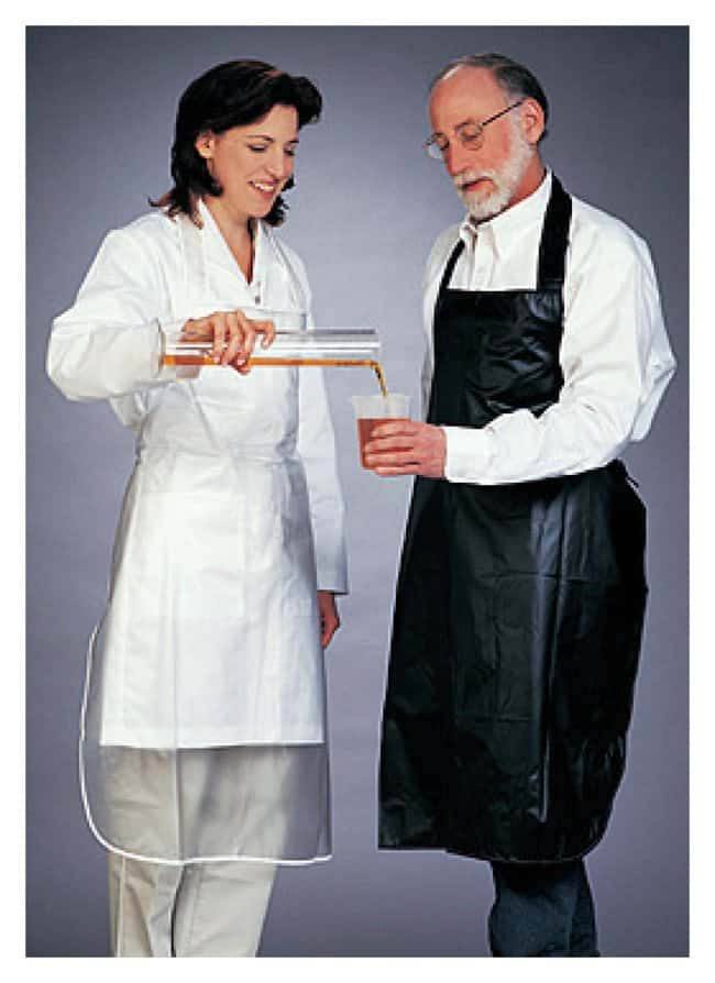 Bel-Art™ SP Scienceware™Delantales de vinilo Vikem Traslúcido; longitud x anchura: 91x69cm Bel-Art™ SP Scienceware™Delantales de vinilo Vikem