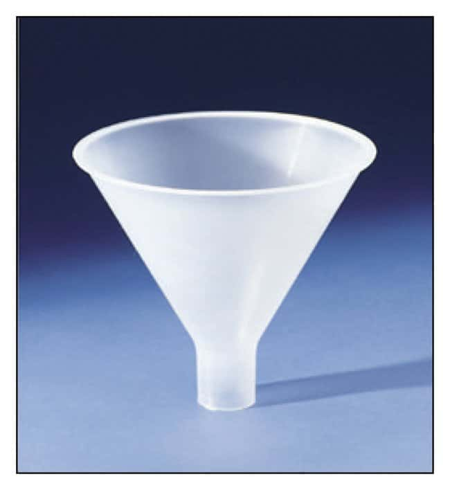 Bel-Art SP Scienceware Polypropylene Powder Funnels :Beakers, Bottles,