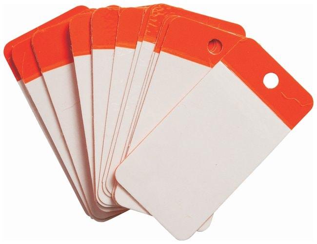 Brady Medium Self-Laminating Blank Tags:Gloves, Glasses and Safety:Facility