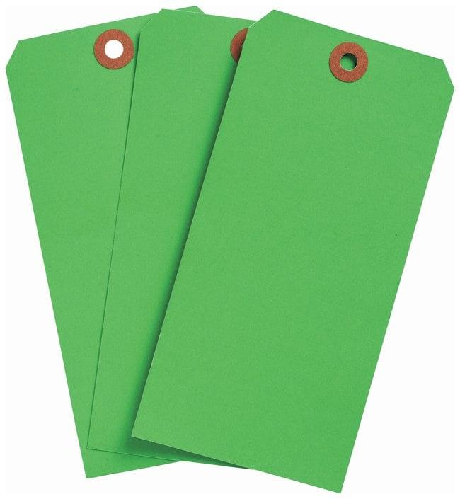 Brady Heavy Duty Blank Tags:Gloves, Glasses and Safety:Facility Maintenance