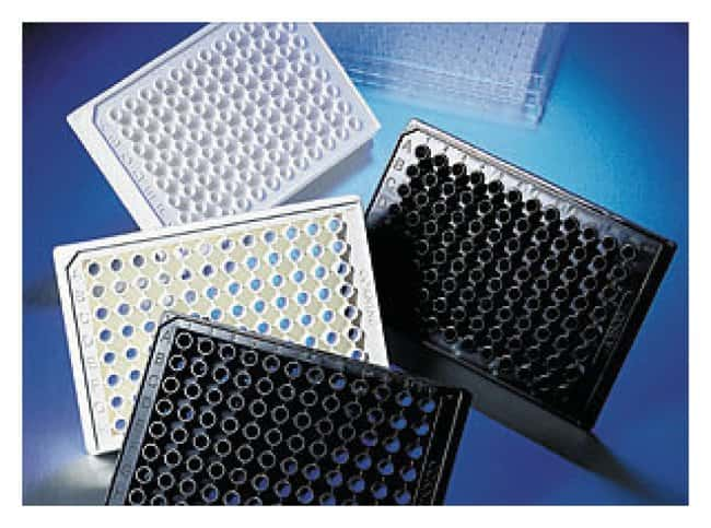 Corning™ 96-Well, Flat-Bottom Polystyrene NBS Microplate Without Lid