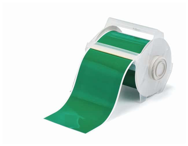 Brady GlobalMark Indoor/Outdoor Grade Vinyl (B-595) Tapes, Green Label