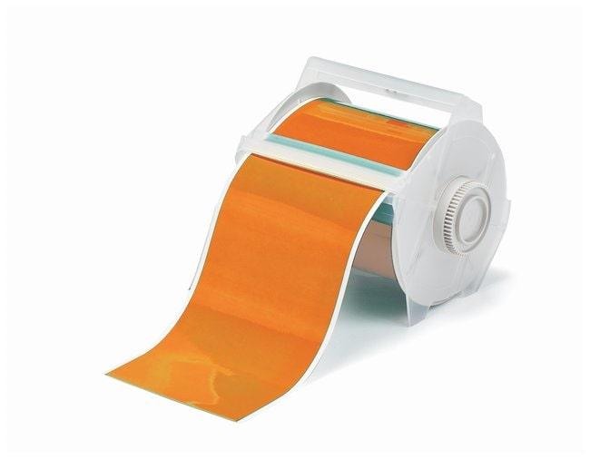 Brady GlobalMark Indoor/Outdoor Grade Vinyl (B-595) Tapes, Orange:Gloves,