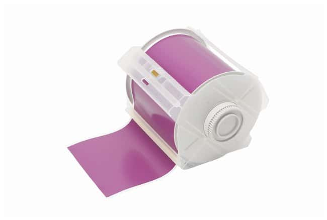 Brady GlobalMark Indoor/Outdoor Grade Vinyl (B-595) Tapes, Purple:Gloves,
