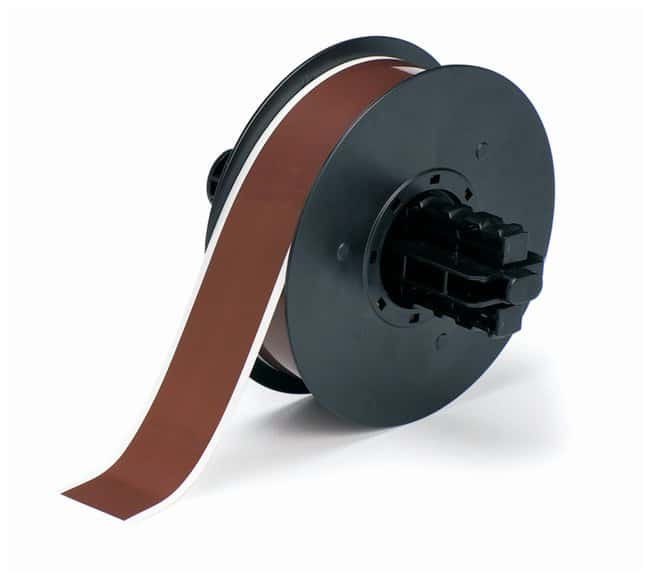 Brady BBP31 Hi-Performance Polyester Tapes - Brown Width: 28.6mm (1.125