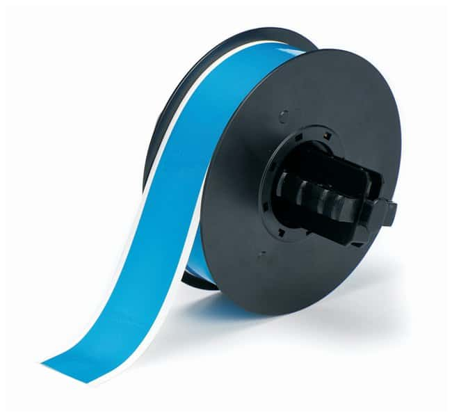 Brady BBP31 Hi-Performance Polyester Tapes - Light Blue Width: 28.6mm (1.125