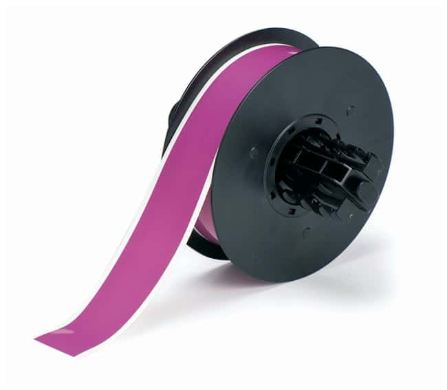 Brady™ BBP31 Hi-Performance Polyester Tapes - Purple Width: 28.6mm (1.125 in.) Brady™ BBP31 Hi-Performance Polyester Tapes - Purple