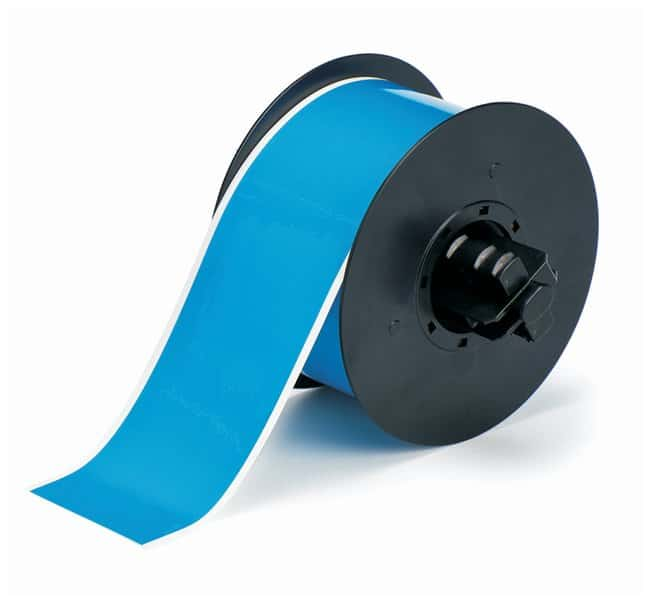 Brady BBP31 Hi-Performance Polyester Tapes - Light Blue:Gloves, Glasses