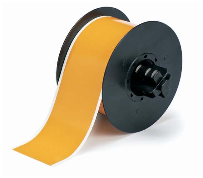 Brady™BBP31 Hi-Performance Polyester Tapes - Ochre Width: 57.5mm (2.25 in.) Brady™BBP31 Hi-Performance Polyester Tapes - Ochre