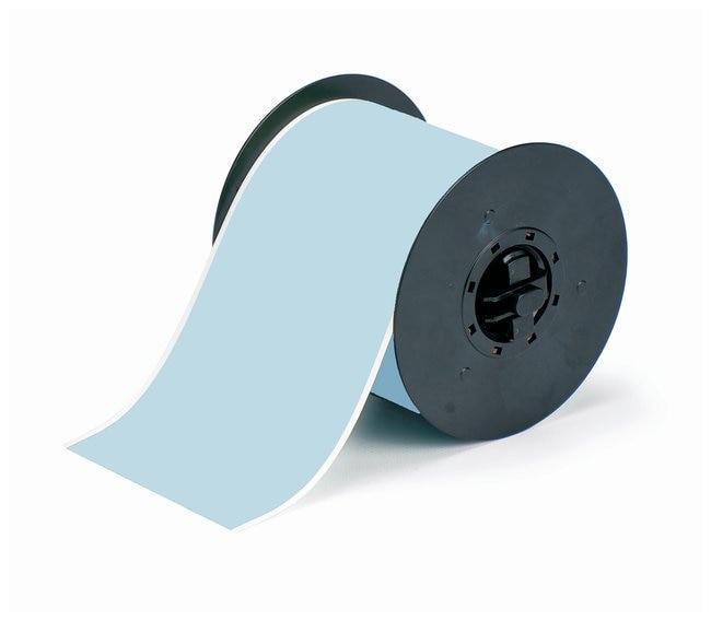 Brady™BBP31 Hi-Performance Klebebänder aus Polyester– Himmelblau Breite: 101.6mm (4in.) Brady™BBP31 Hi-Performance Klebebänder aus Polyester– Himmelblau