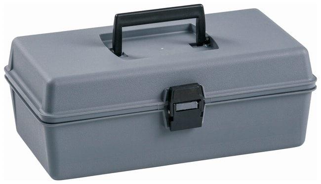 Brady Extra Large Lockout Toolbox Polyethylene; 6.5 in. x 12 in. x 4.5