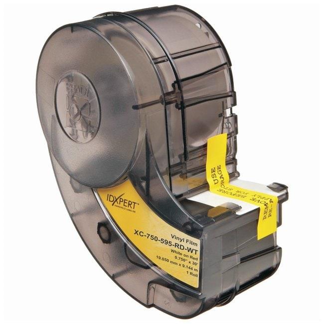 Brady IDXPERT and LABXPERT General Identification Labels Label width: 38.1mm