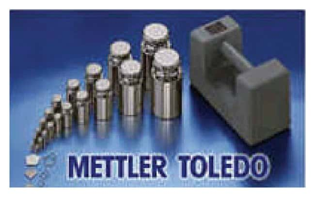Mettler Toledo™ F2AC Basic Weight Sets with Certificate