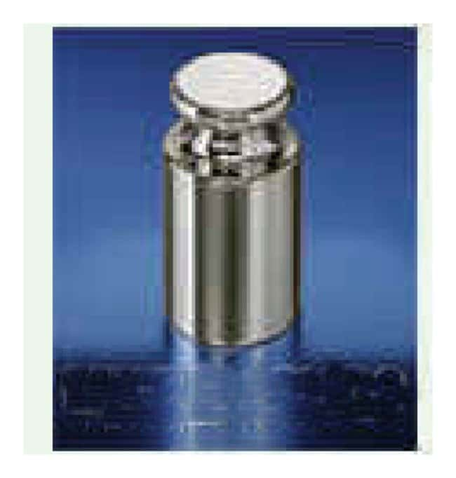 Mettler Toledo™ F1AC Basic Cylindrical Knob Weights with Certificate