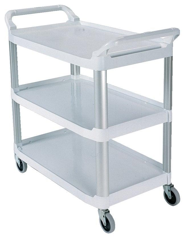 Rubbermaid™Xtra™ White Utility Cart