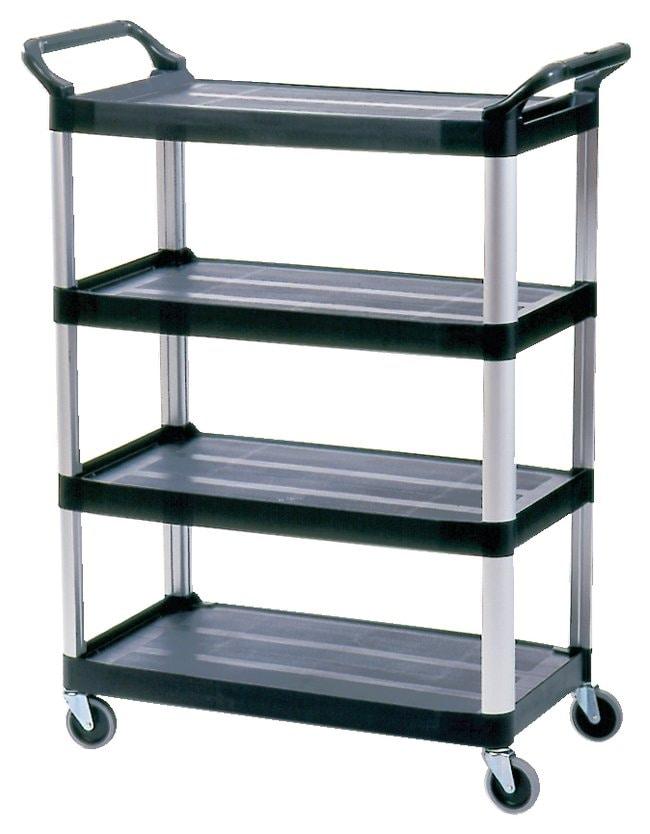 rubbermaid xtra white utility cart furniture storage casework carts - Rubbermaid Utility Cart