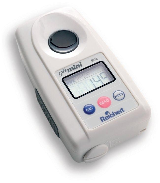 Reichert™Handheld Digital Refractometers Handheld; Brix/RI-Chek; 3.9L x 2.13W x 1.06D Reichert™Handheld Digital Refractometers