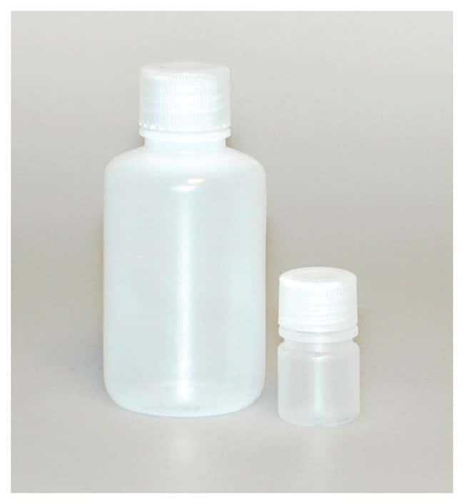 DWK Life Sciences Wheaton™ Leak-Resistant Narrow-Mouth Natural LDPE Bottles Screw cap size: 20mm-410; 15mL DWK Life Sciences Wheaton™ Leak-Resistant Narrow-Mouth Natural LDPE Bottles