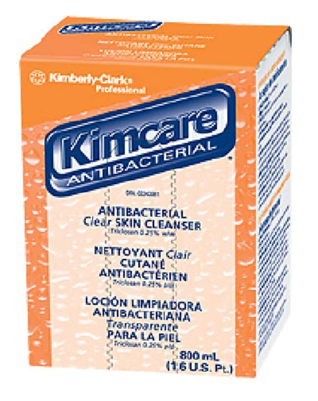 Kimberly-Clark Professional Scott Clear Antibacterial Skin Cleanser:Gloves,