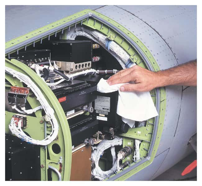 Contec Sontara AC Aircraft Wipes:Gloves, Glasses and Safety:Controlled