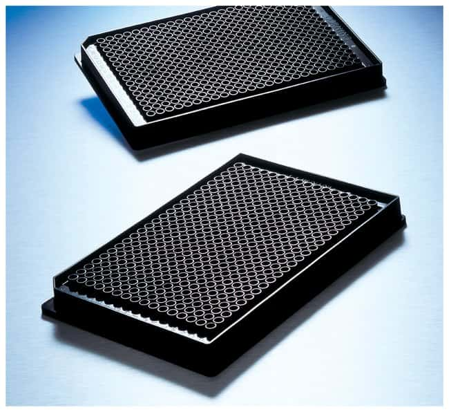 Corning™ 384-Well, Cell Culture-Treated, Flat-Bottom, Low Volume Microplate