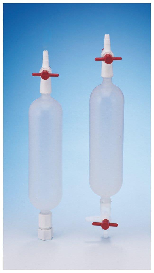 Bel-Art SP Scienceware Polypropylene Gas Sampling Tubes Stopcocks: Two