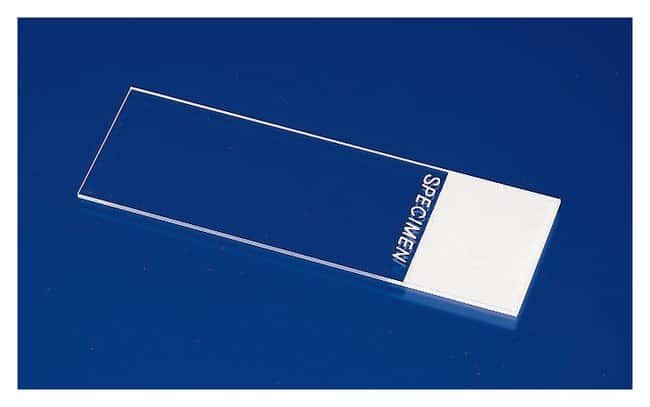 Fisherbrand Superfrost Disposable Microscope Slides  3 x 1 in. x 1.2mm:Microscopes,