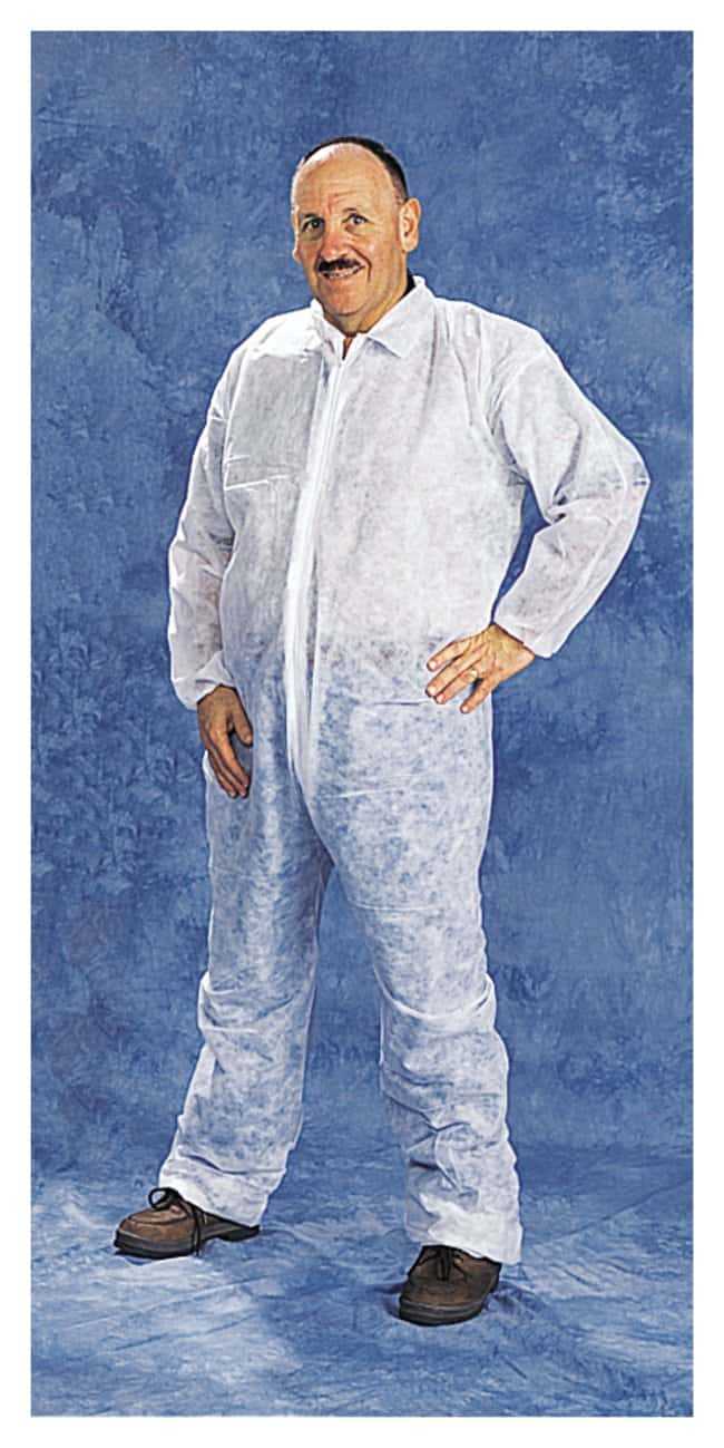 Tians Disposable Polypropylene Coveralls